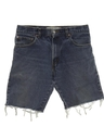 Mens Levis 517 Denim Cut-Off Jeans Shorts