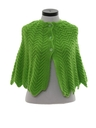 Womens Knit Sweater Cape
