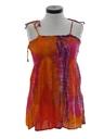 Womens Hippie Tie Dye Hippie Shirt