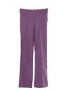 Womens or Girls Flare Leg Pants