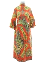 Womens Hippie Cocktail Dress