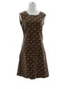 Womens Velvet Dress