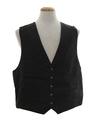 Mens Pioneer 1800s Style Western Suit Vest