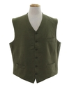 Mens Wicked 90s Suit Vest