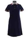 Womens Knit Shirt Dress