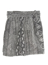 Womens Totally 80s Skort Shorts