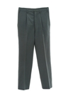 Mens Polyester Flared Disco Pants