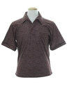 Mens Resort Wear Print Disco Shirt