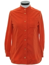 Womens Designer Leisure Shirt Jacket