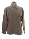 Mens Gabardine Shirt Jacket