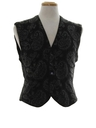 Mens Totally 80s Sweater Vest