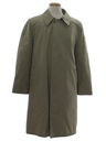 Mens Overcoat Jacket