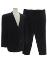 Mens Double Breasted Swing Suit