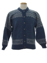 Mens Norwegian Ski Sweater