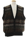 Mens Wicked 90s Sweater Vest