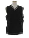 Mens Wool Sweater Vest