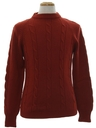Womens Wool Sweater