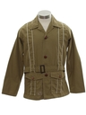 Mens Leisure Safari Jacket