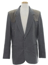 Mens Western Sport Coat Jacket