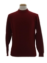 Mens Knit Ban Lon Shirt
