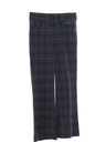 Mens Bellbottom Mod Disco Pants