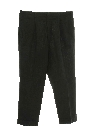 Mens Mod Pleated Pants