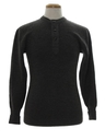 Mens Wool Sweater Shirt