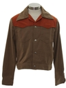 Mens Western Denim Style Jacket
