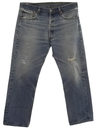 Mens Levis 501 Wicked 90s Grunge Jeans Pants
