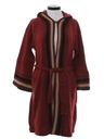 Womens Sweater Robe