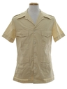 Mens Safari Shirt