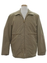 Mens Zip Coat Jacket