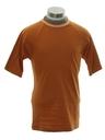 Mens/Boys Mod Knit Shirt