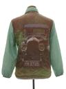 Unisex Rare Photo Print Jacket