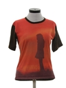 Womens Photo Print T-Shirt