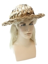 Unisex Accessories - Woven Hat
