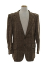 Mens Disco Blazer Sportcoat Jacket