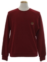 Mens Alpaca Golf Sweater