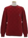 Mens Golf Sweater