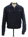 Mens Mod Denim Jacket