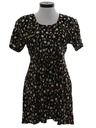 Womens Mini Dress