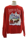 Unisex Ugly Christmas Sweatshirt