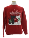 Unisex Dog-gonnit Ugly Christmas Sweatshirt