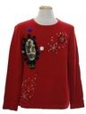 Unisex Krampus Ugly Christmas Sweater