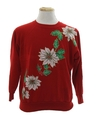 Womens Vintage Ugly Christmas Sweatshirt