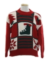Unisex Vintage Ugly Christmas Sweater