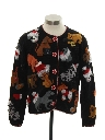 Womens Designer Dog-gonnit Ugly Christmas Sweater