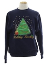 Mens Ugly Christmas Sweatshirt
