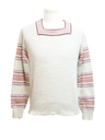 Mens Hippie Pullover Sweater