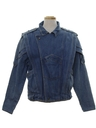 Mens Totally 80s Denim Jacket